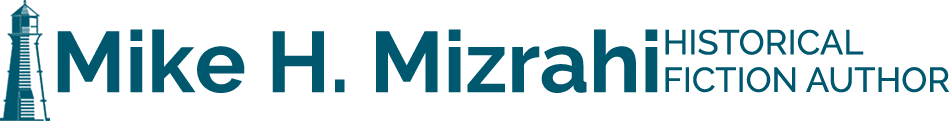 Mike H. Mizrahi Official Website Logo